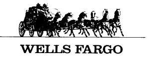 Wells Fargo – 3 Year Modification