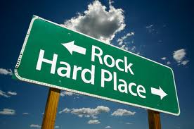 Rock Hard Place